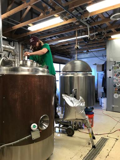 Berthoud Brewing Brewer