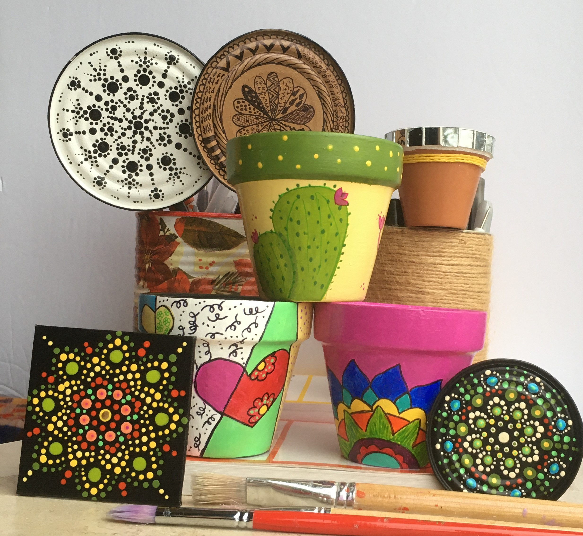 Craft and Upcycling Classes
