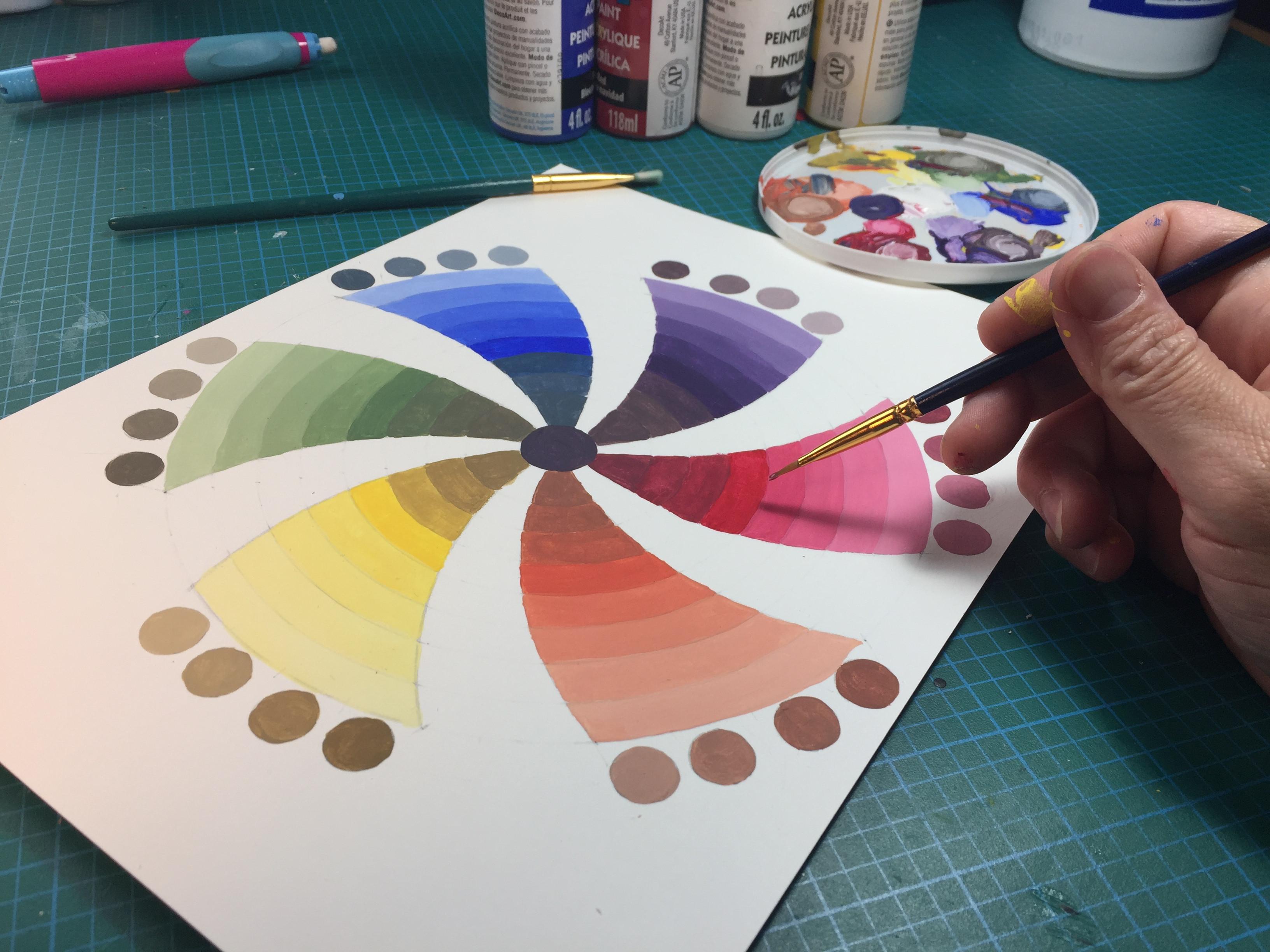 50+ Colors Workshop - English & Spanish