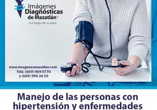 MANEJO DE LAS PERSONAS CON HIPERTENSIÓN Y ENFERMEDADES CARDIOVASCULARES POR COVID-19