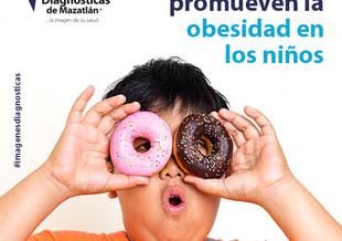 FACTORES QUE PROMUEVEN LA OBESIDAD EN LOS NIÑOS