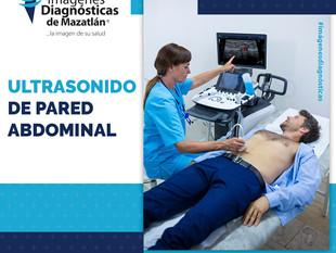 ULTRASONIDO DE PARED ABDOMINAL