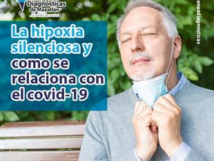 LA HIPOXIA SILENCIOSA Y COMO SE RELACIONA CON EL COVID-19