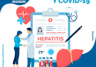 HEPATITIS Y COVID-19