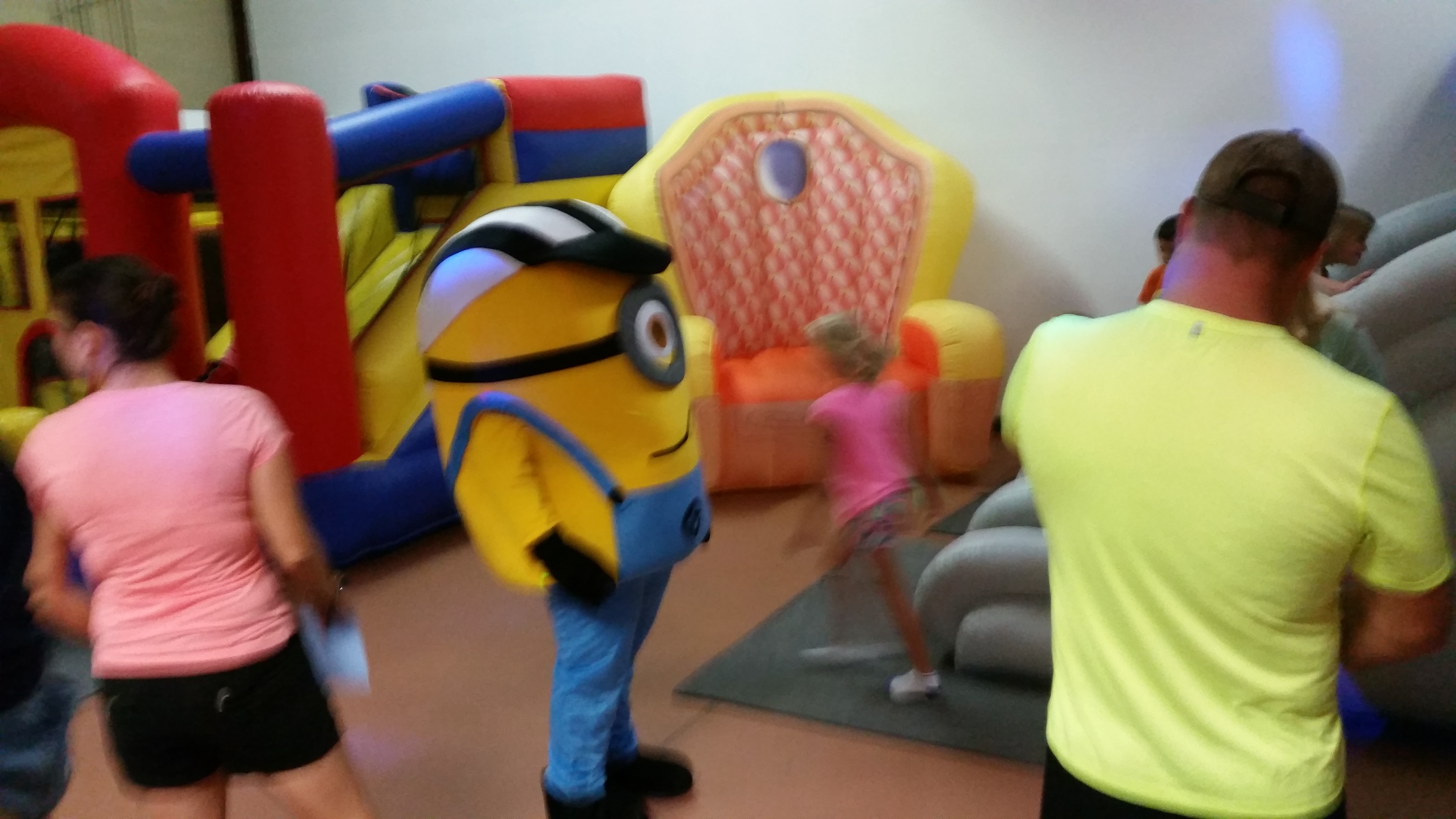 Minion Fun