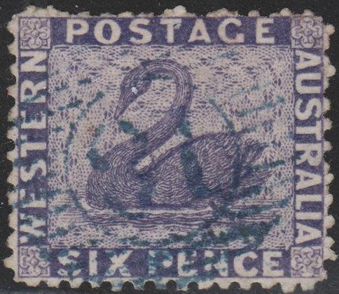 WESTERN AUSTRALIA SG 057b