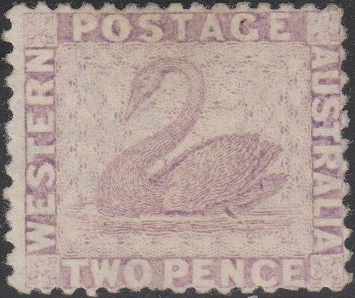 WESTERN AUSTRALIA SG 055b