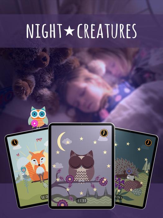 Night Creatures - Daytime Owl
