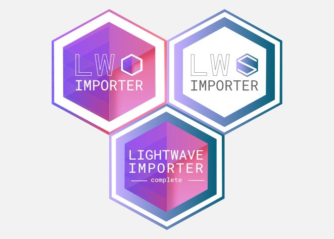 Lightwave Importer Complete