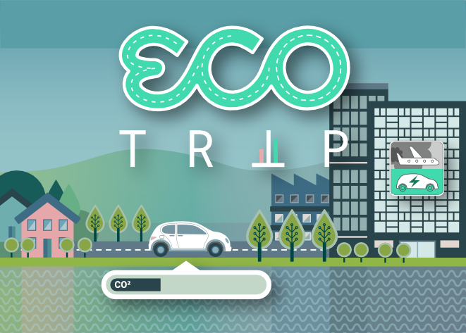 The Eco Trip platform & app - transporting you to a greener world!