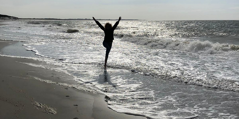 Coachsessie: On the beach