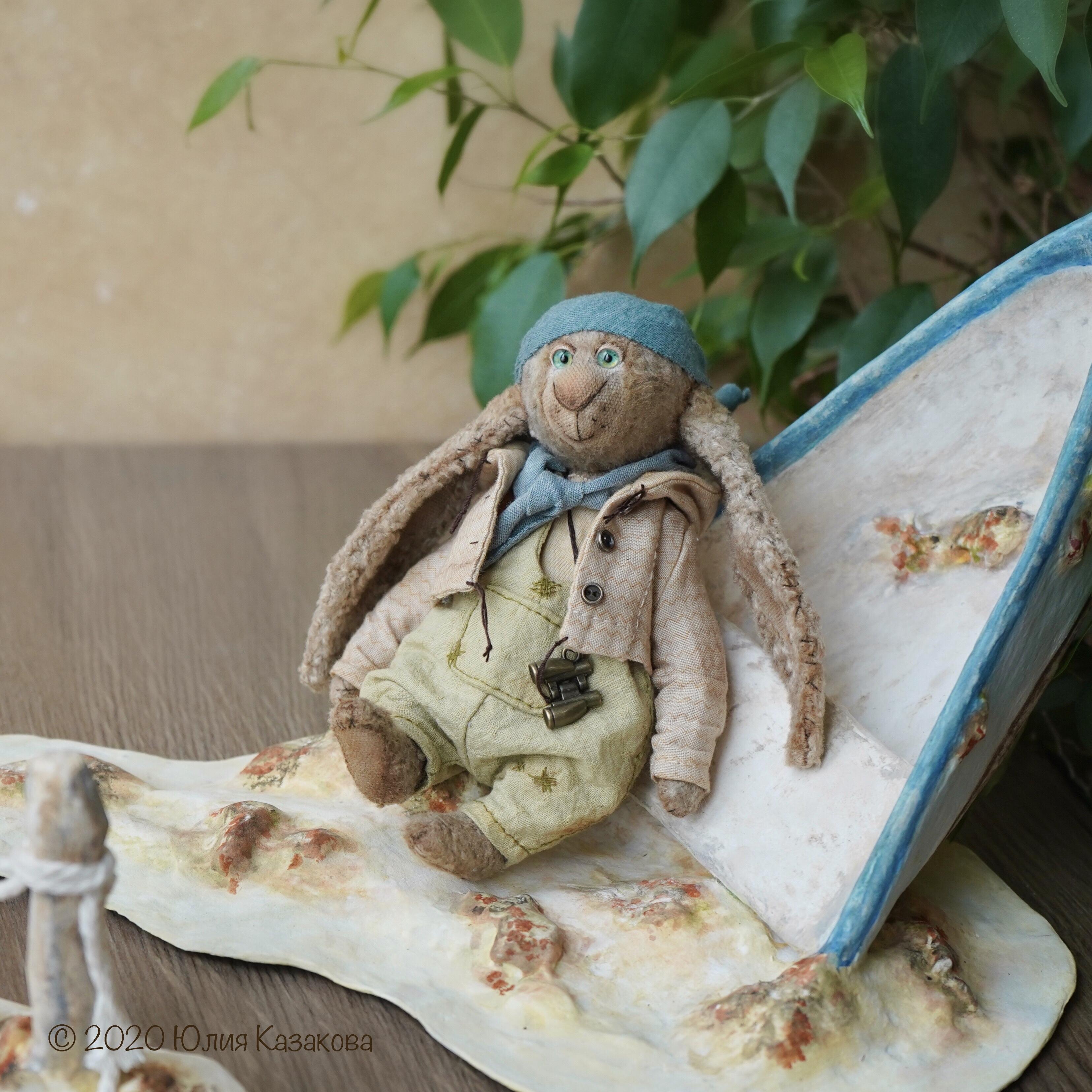 Teddy-hare Yagi
