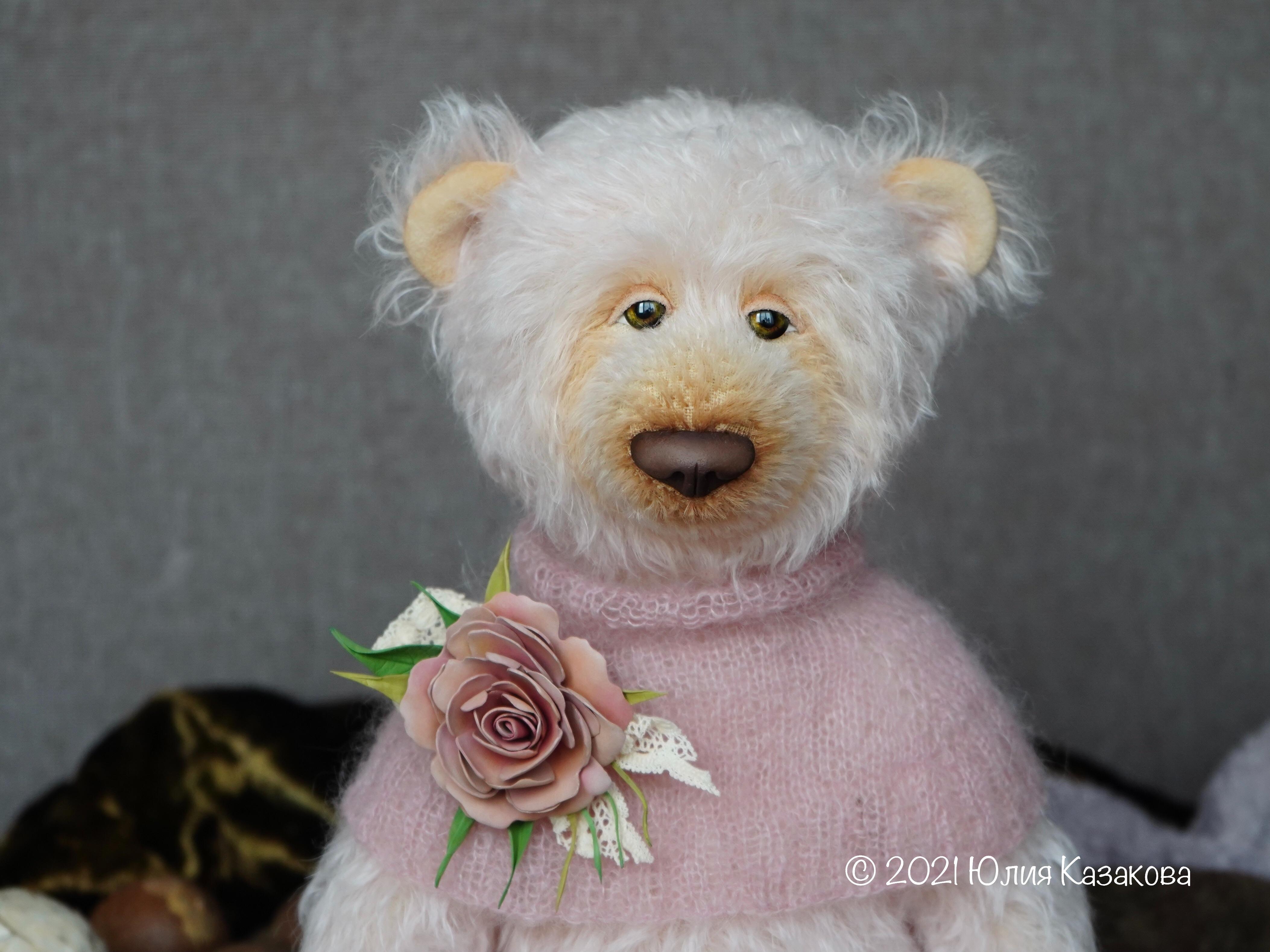 Teddy-bear Charlotte
