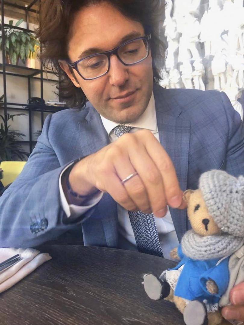 Andrey Malakhov & Bear Tasha