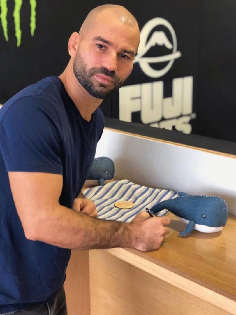 MMA Fighter - Artem Lobov