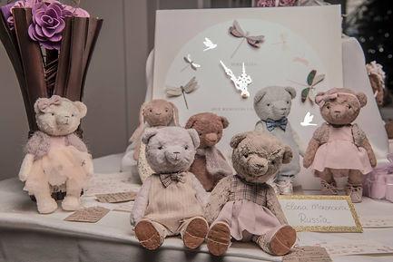 Teddy Mission. Teddy Bears