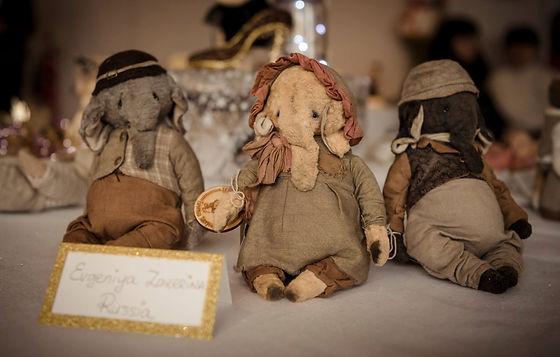 Zakerina Teddy Bears. Teddy Mission