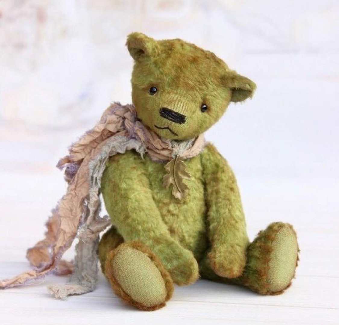 By: Vytvorjushka Teddybears