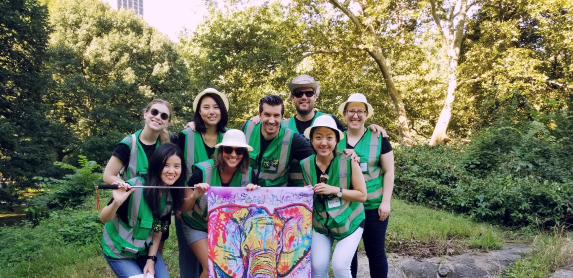 Zoo Safari Mentors