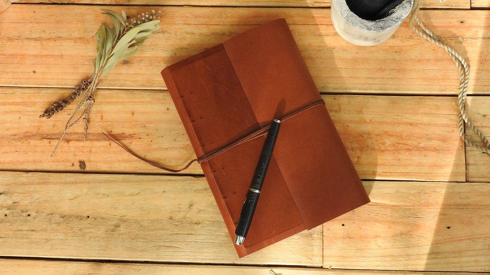 The Brandybuck ~ A kangaroo leather Journal