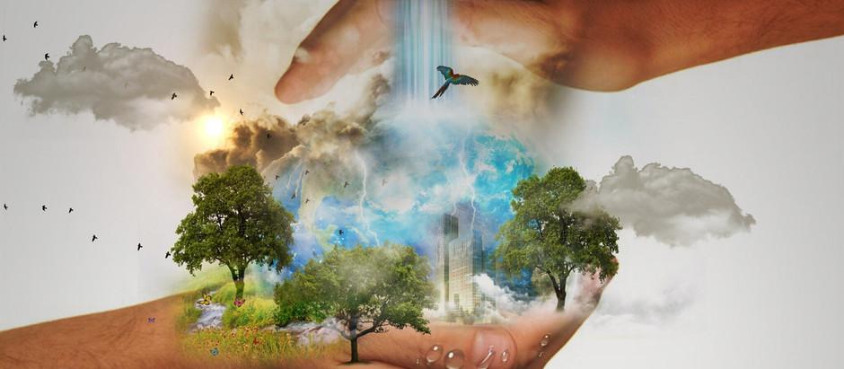 Un changement de société est précédé d'un changement de conscience.