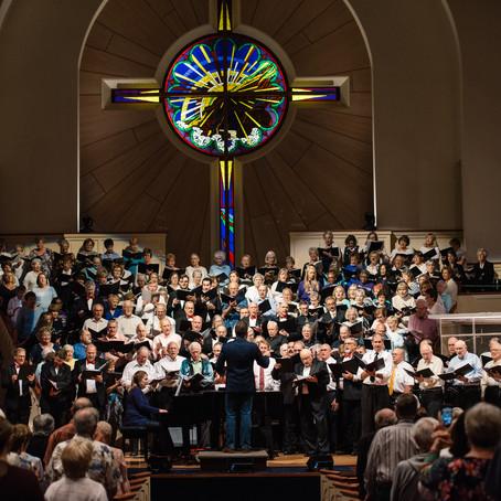 Annual Choral Concert Benefit Raises $21,475