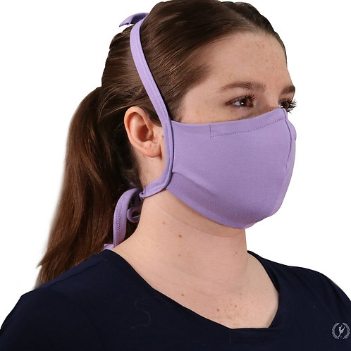 Eurotard M1901 PPE Reusable Face Mask and N95 Mask Cover, Cotton