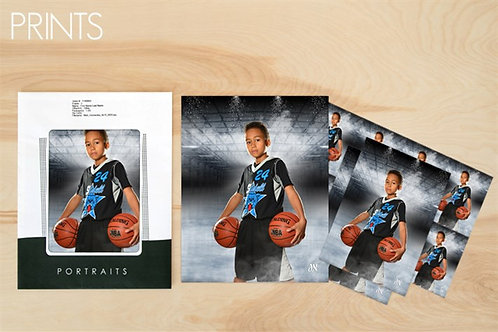 Bronze/Primary Print Package