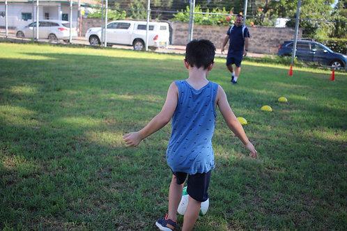 ליגת הכדורגל מסלול משפחתי ילד שלישי כולל ביטוח שנתי