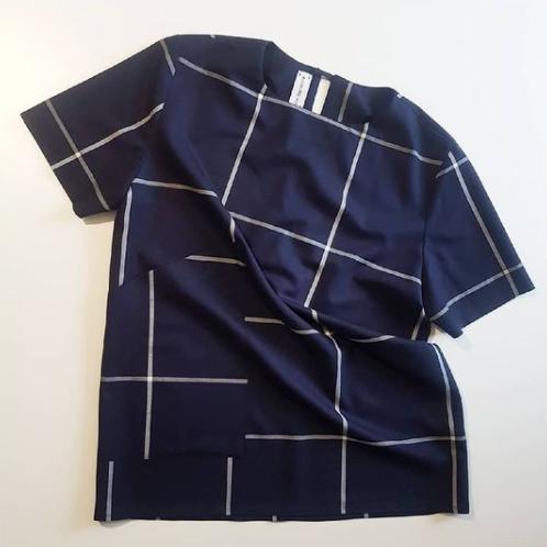 T-Shirt Carreaux