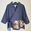 Thumbnail: Kimono Coton/Soie