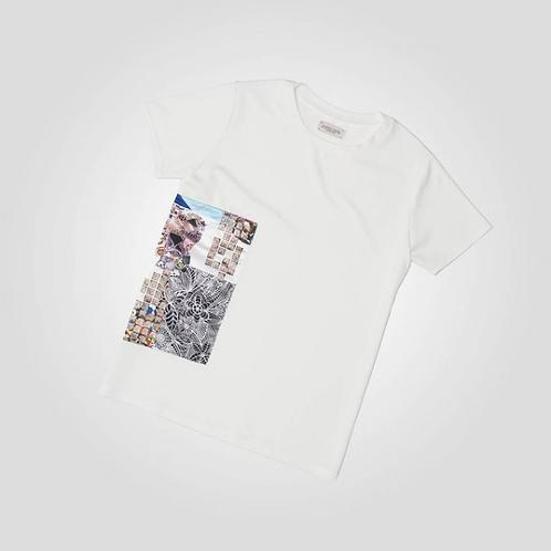 T-shirt Incrusté
