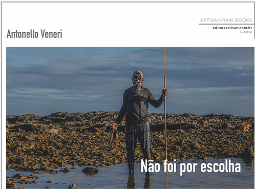Antonello Veneri - Não Foi por Escolha, 2020