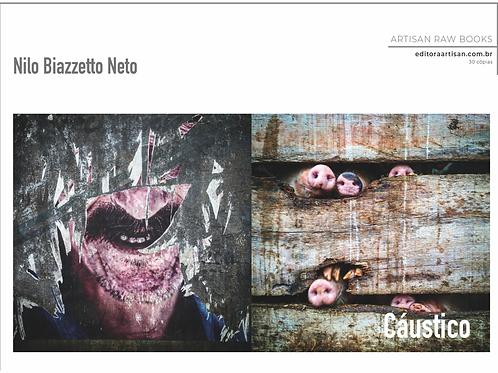 Nilo Biazzetto Neto - Cáustico, 2020
