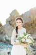 Etherial Beach Bridal Shoot