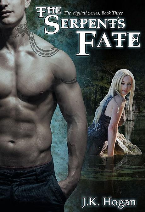 The Serpent's Fate - Vigilati, Book 3