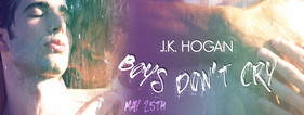 Boys Don't Cry Facebook Banner