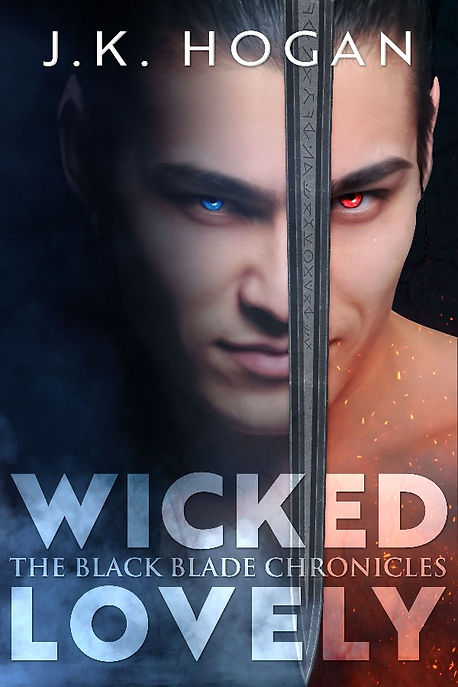 Wicked Lovely - The Black Blade Chronicles 1