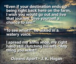 Oceans Apart Teaser 2