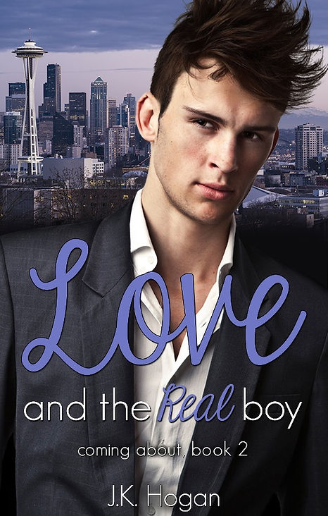 Love and the Real Boy - Coming About, Book 2