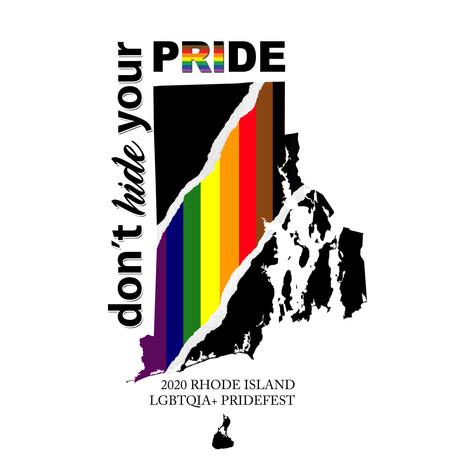 Rhode Island Pride Fest Logo