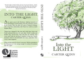 Into the Light by Carter Quinn
