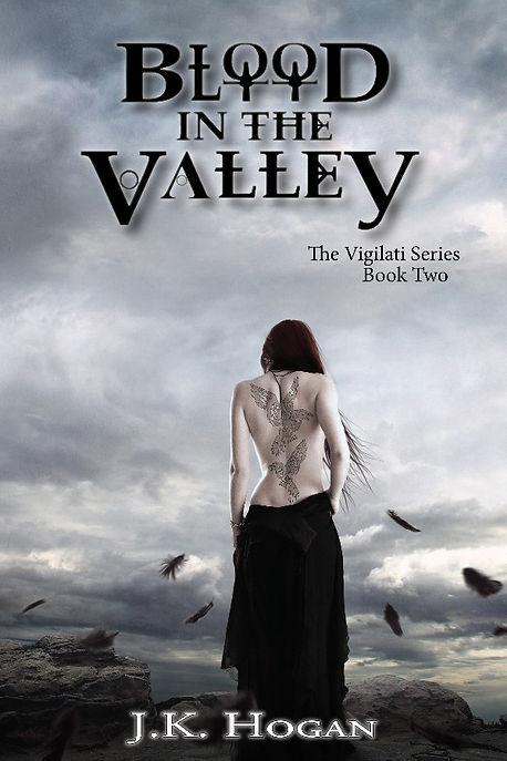 Blood in the Valley - Vigilati, Book 2