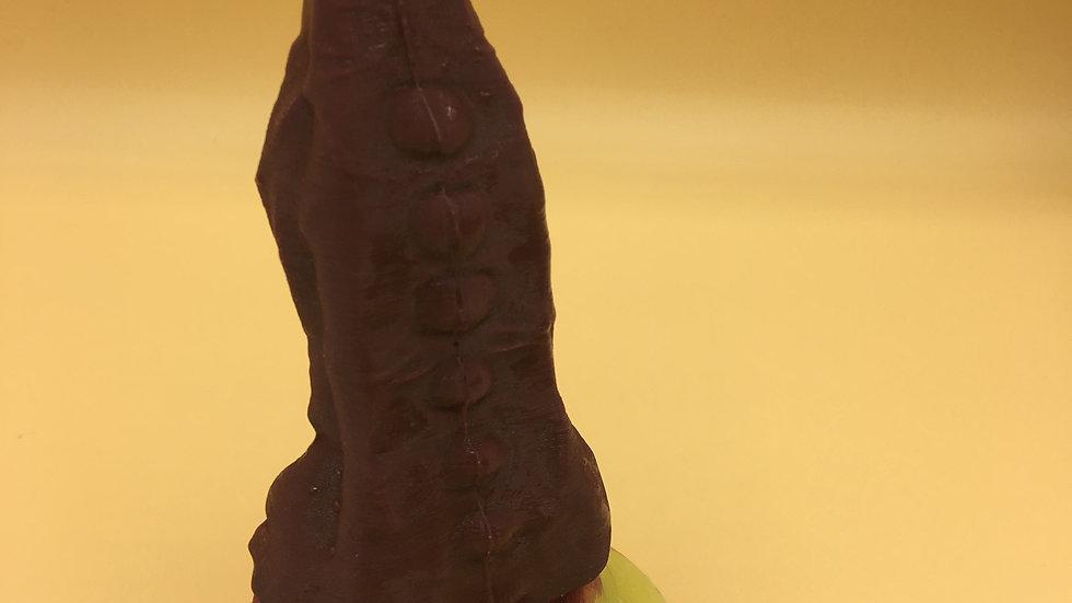 TREX Silicone Dildo Customizable 6 inch Vaginal or Anal Pleasure NerdClimax, sex