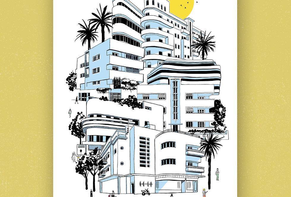 Bauhaus Tel-Aviv