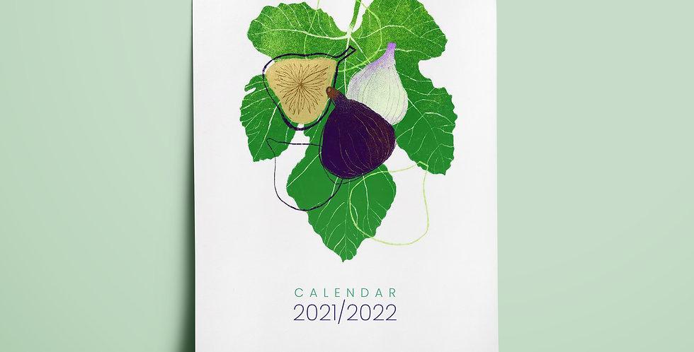 Israeli Flora Calendar