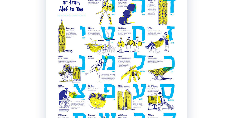 Tel Aviv from A to Z / B2