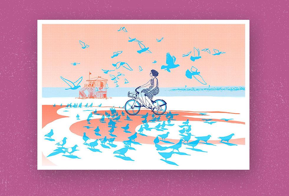 Promenade Biking