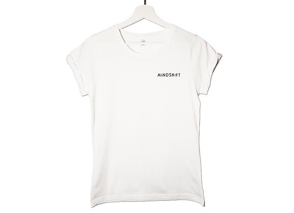 MiNDSHiFT T-Shirt weiß