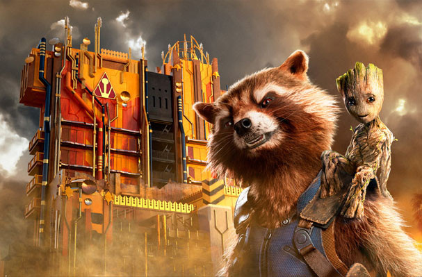 Guardians of the Galaxy: Mission Break-out